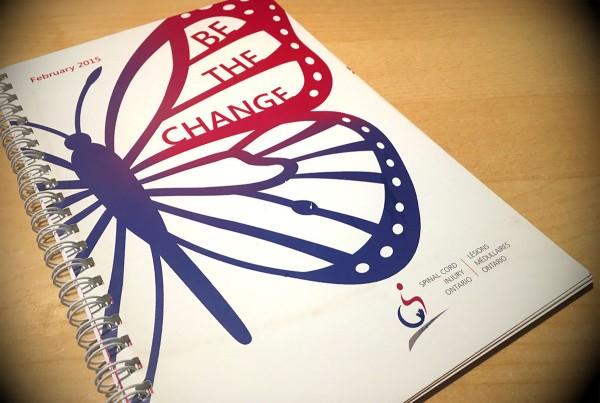 Be the Change 2015 Handbook